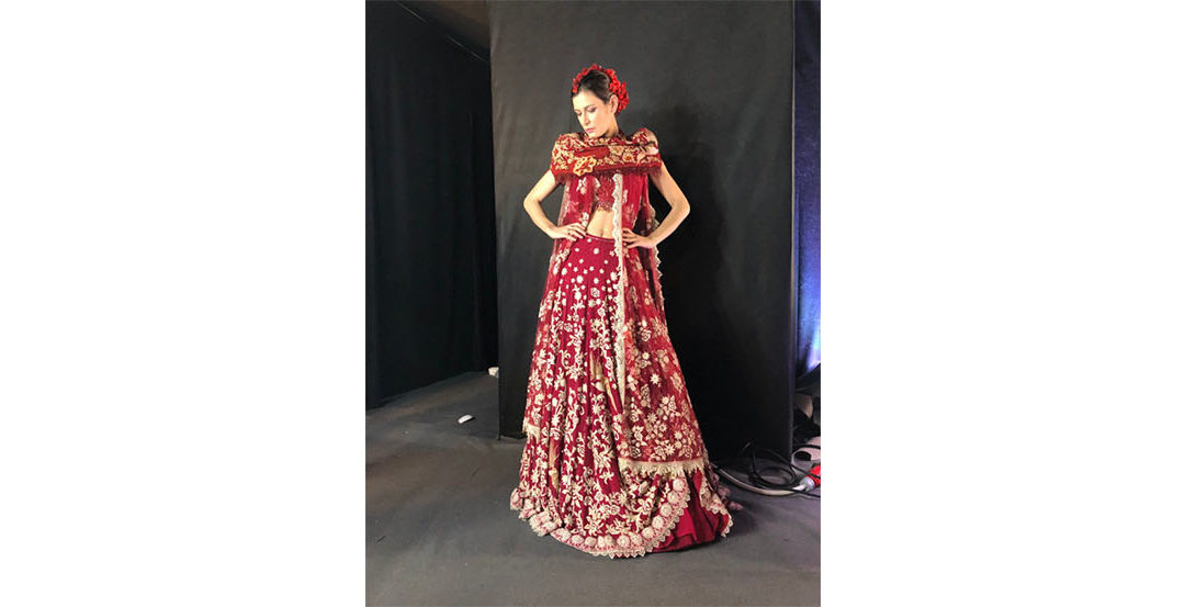 Tarun Tahiliani Fashion Show